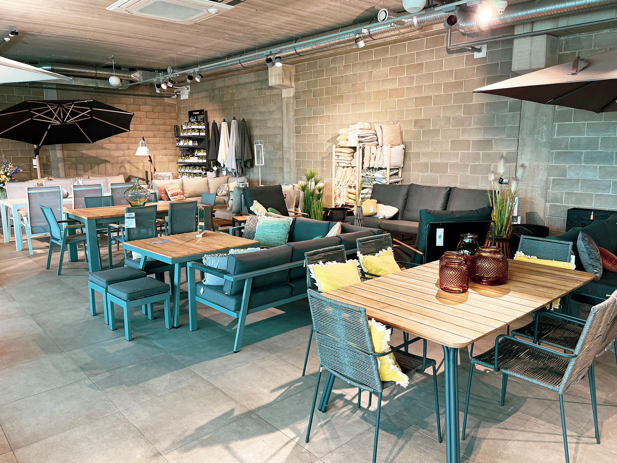 Garden Space showroom