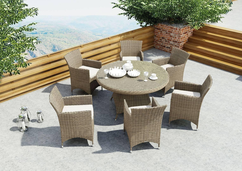 Zahradní stůl RONDO