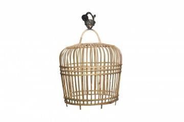 Bambusová lampa TOULOUSE