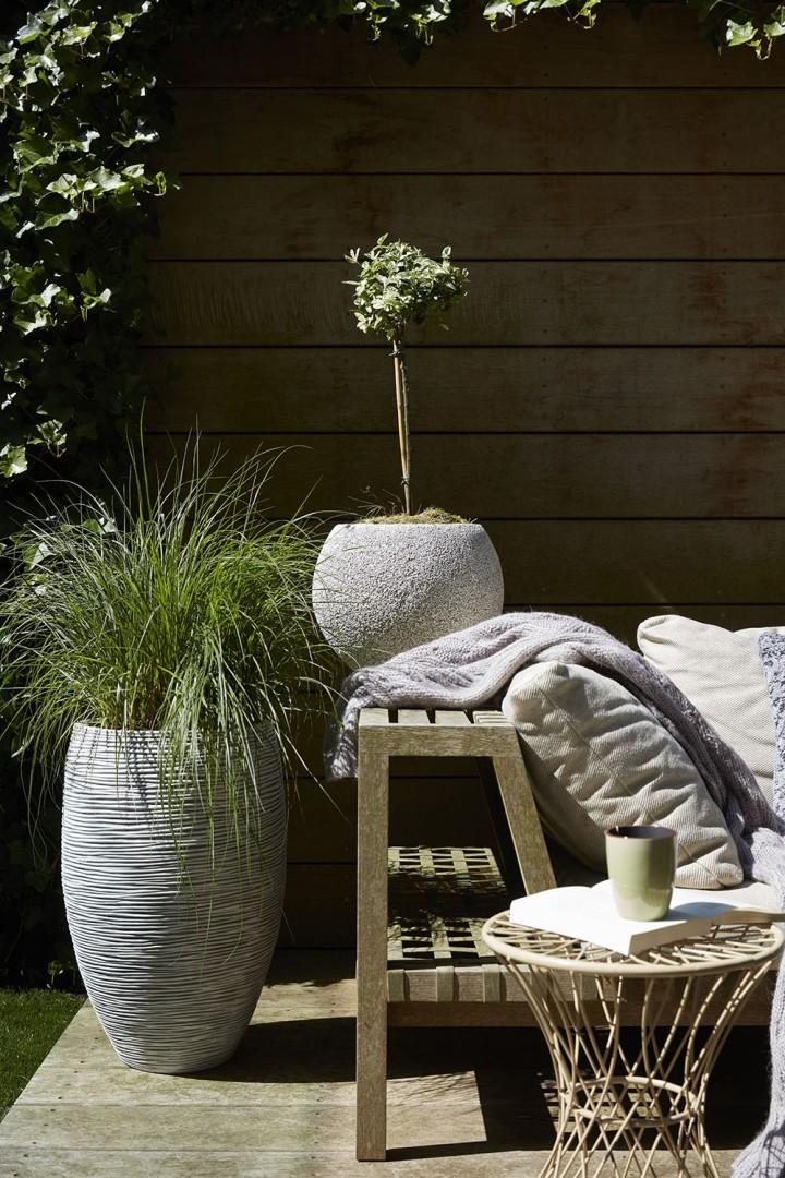 Zahradní květináč OFI362 38cm