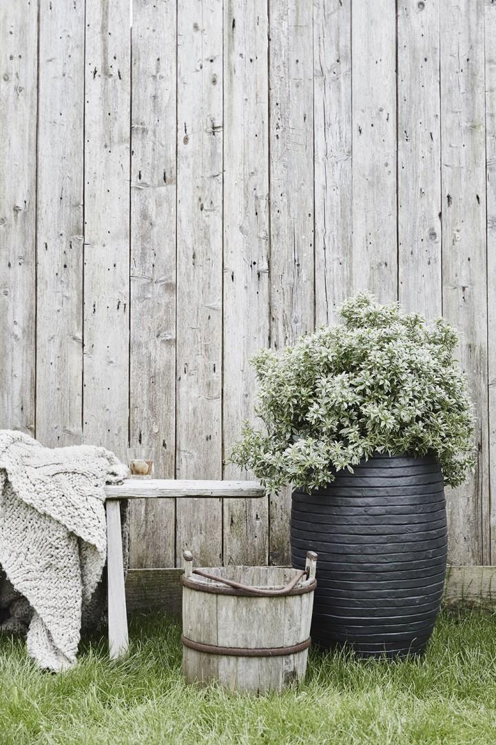 Zahradní květináč RWI782 47cm