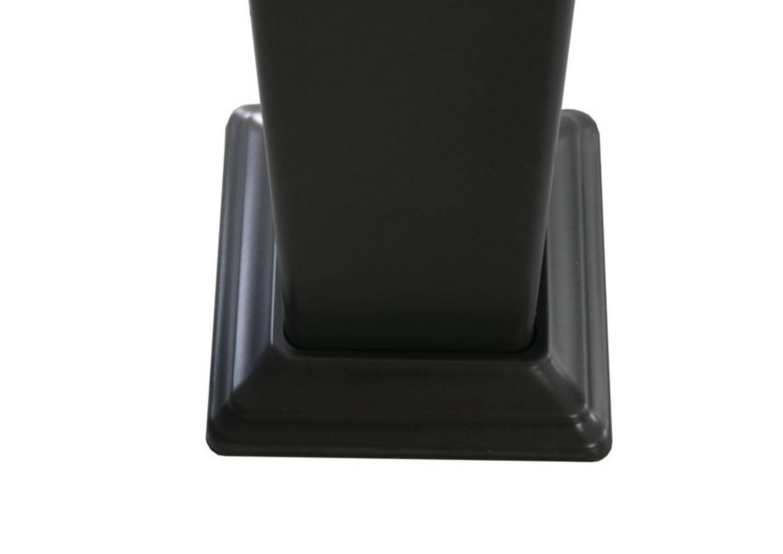 Hliníková pergola MARANZA 720cm matný antracit