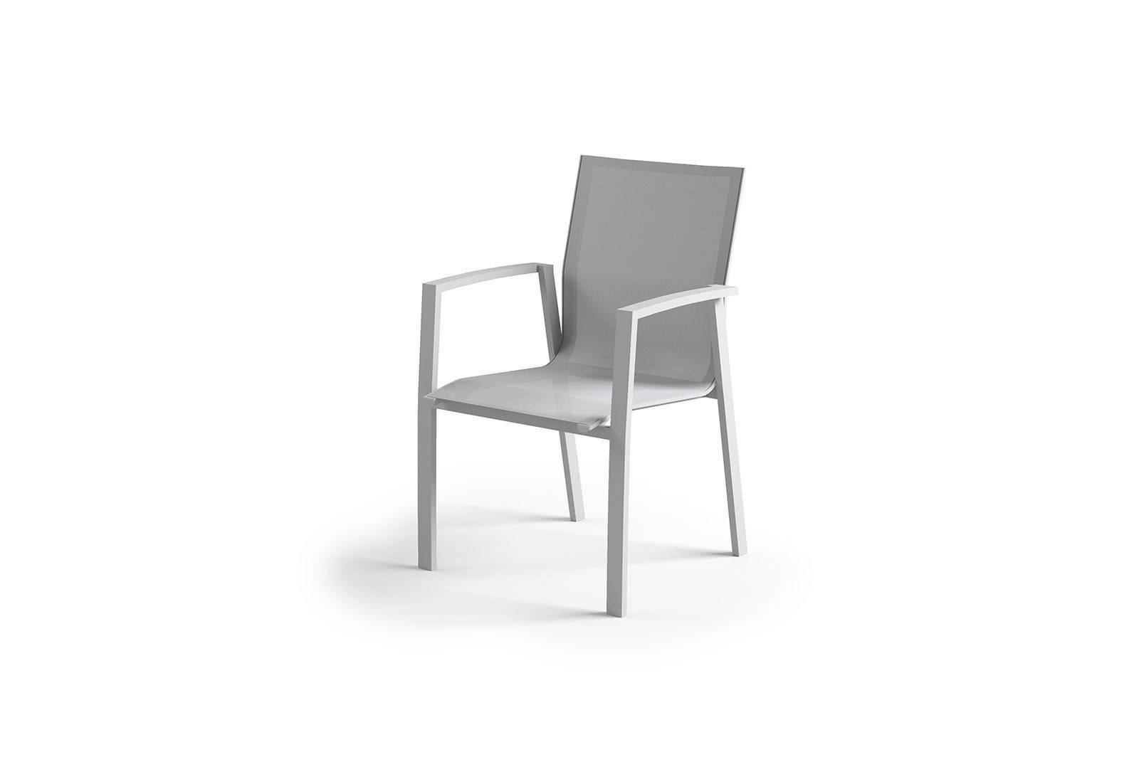 Zahradní hliniková židle LEON