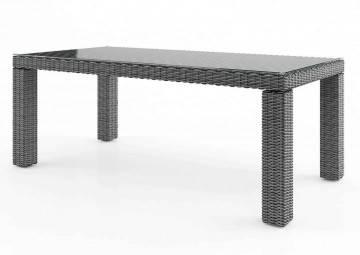 Zahradní stůl RAPALLO 220 cm royal šedá
