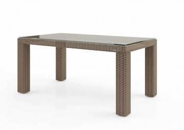 Zahradní stůl RAPALLO 160 cm royal písek