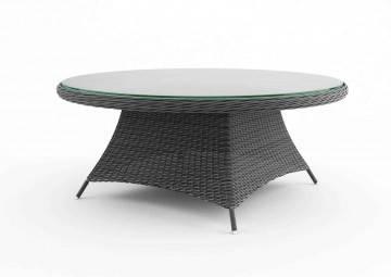 Zahradní stůl RONDO 180 cm royal šedá