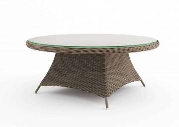 Zahradní stůl RONDO 180 cm royal písek