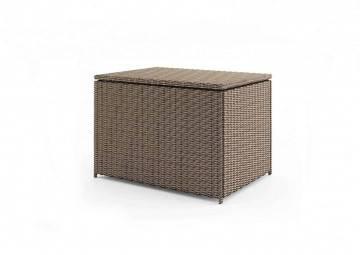 Zahradní truhla/box SCATOLA 100 cm royal písek