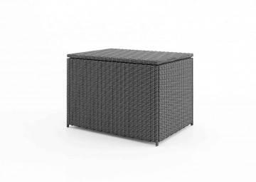 Zahradní truhla/box SCATOLA 100 cm royal šedá