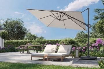 Zahradní slunečník VOYAGER T² 2,7M X 2,7M