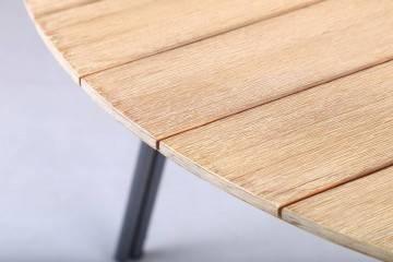 Zahradní stůl SIMI 120 cm eukalyptus